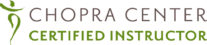 chopra certified logo