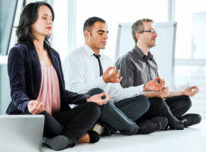 business meditation mindfulness program at work